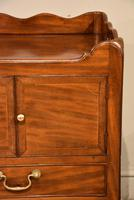 Mahogany Late 18th Century Bedside Cupboard (8 of 8)