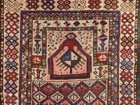 Antique Caucasian Gendje Prayer RUGS (9 of 11)