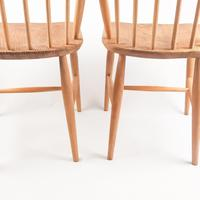 Set of Four Ercol Windsor Chairs (2 of 8)