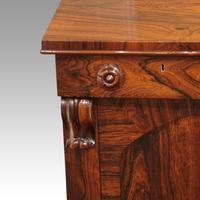 William IV Rosewood Chiffonier Sideboard (6 of 7)