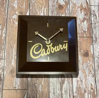 Cadbury Promotional Wall Clock
