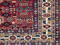 Antique Caucasian Shirvan Carpet (3 of 10)