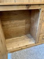 Large Antique Pine Dresser (7 of 16)