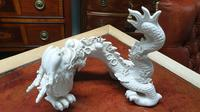 Wonderful Pair of Chinese Imperial Dragons (7 of 14)