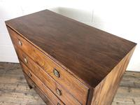 Antique 19th Century Mahogany Chest of Drawers (4 of 12)