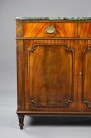 Antique Mahogany Cutlery Cabinet (3 of 16)