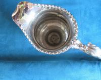 Sterling Silver Cream Jug - Georgian (3 of 3)