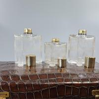 Exceptional Asprey HM Silver Gilt Fittings in Leather Case c.1935 (24 of 27)
