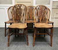 Harlequin Set of 8 18th Century Windsor Dining Chairs (2 of 15)