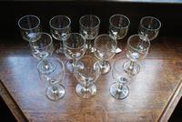Set of 12 Wine Glasses (3 of 5)