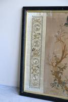 Decorative Chinese Silk Embroidered Panel (6 of 11)