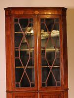 Corner Cabinet in Mahogany - 18th Century Georgian (3 of 13)