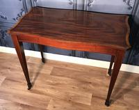 Edwardian Inlaid Mahogany Occasional Table (3 of 13)