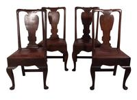 Four Oak and Elm Chairs (3 of 5)