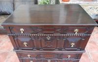 Oak Chest of Drawers (4 of 10)