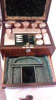 Victorian Rosewood Vanity Box (17 of 19)