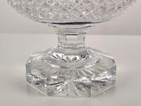 Impressive Large Cut Glass Vase (4 of 7)