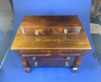 Victorian Miniature Mahogany Scotch Chest of  Drawers (4 of 16)