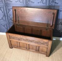 Oak Bedding Box (5 of 7)