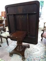 Large Victorian Mahogany Tilt Top Breakfast Table or Dining Table (2 of 9)