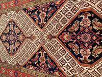 Antique Sarab Runner 3.18m x 1.10m (4 of 10)
