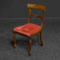 Set of Three William IV Rosewood Chairs (4 of 6)