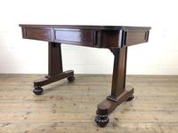Antique Mahogany Occasional Table (8 of 16)