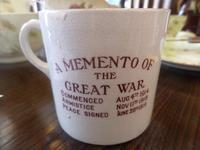 Very Nice Commemorative Mug - The Great War! (2 of 6)