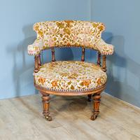 19th Century Easy Chair (8 of 8)