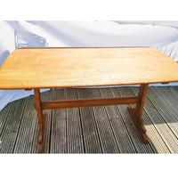 Ercol Refectory Table (2 of 11)
