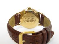 Gents 9ct Gold Smiths Astral Wrist Watch (5 of 5)