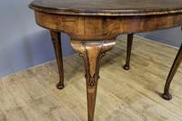 Walnut Centre Table 1920 (7 of 8)