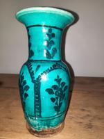Antique Islamic Turquoise Glazed Vase (2 of 10)