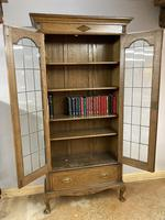 Edwardian Tall Bookcase (5 of 14)