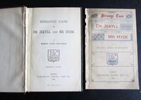 1888 Strange Case of Dr. Jekyll & Mr. Hyde  By Robert Louis  Stevenson  Rare Edition (2 of 5)