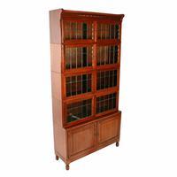 """Minty"" Mahogany Stacking Bookcase (2 of 8)"