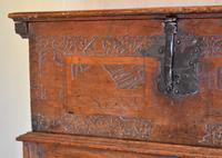 Italian Renaissance Cedar Box on Later Stand (3 of 13)