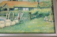 19th Century English Naïve School Watercolour (5 of 9)