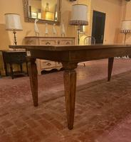 Large Monastery Table From 4m Long-19th Century-netherlands (4 of 9)