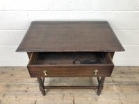 Antique English Side Table (3 of 10)