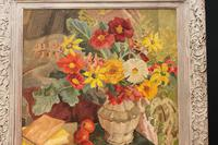 Peggy Rutherford 1930s Oil on Canvas (2 of 5)
