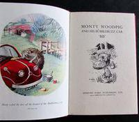1958 1st Edition Monty Woodpig and His Bubblebuzz Car by 'bb'.  Illustrated by D J Watkins-Pitchford, Original Dust Jacket (2 of 5)