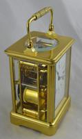 Drocourt Striking Carriage Clock (3 of 7)