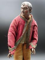 Very Well Modelled Mid 19th Century Papier-mâché Italian Crib Figure (4 of 4)