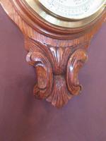 Small Victorian Gloucester Banjo Barometer (5 of 7)