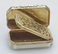 Good William IV Solid Silver Vinaigrette London 1832 (7 of 10)