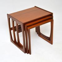Teak Vintage Quadrille Nest of Tables by G Plan (3 of 10)