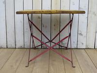 French Bistro Garden Table (2 of 7)