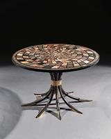 Large Italian 19th Century Specimen Marble Top Centre Table (2 of 14)