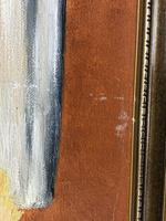 Dutch Genre Oil Painting Interior Scene (12 of 12)
